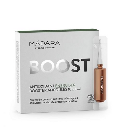 BOOST Antioxidant Energiser Booster
