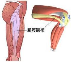 腸脛靭帯炎