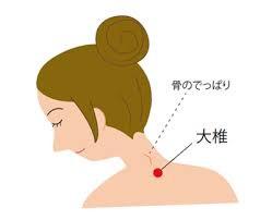大椎の効能