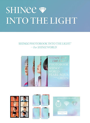 Into The Light Photobook