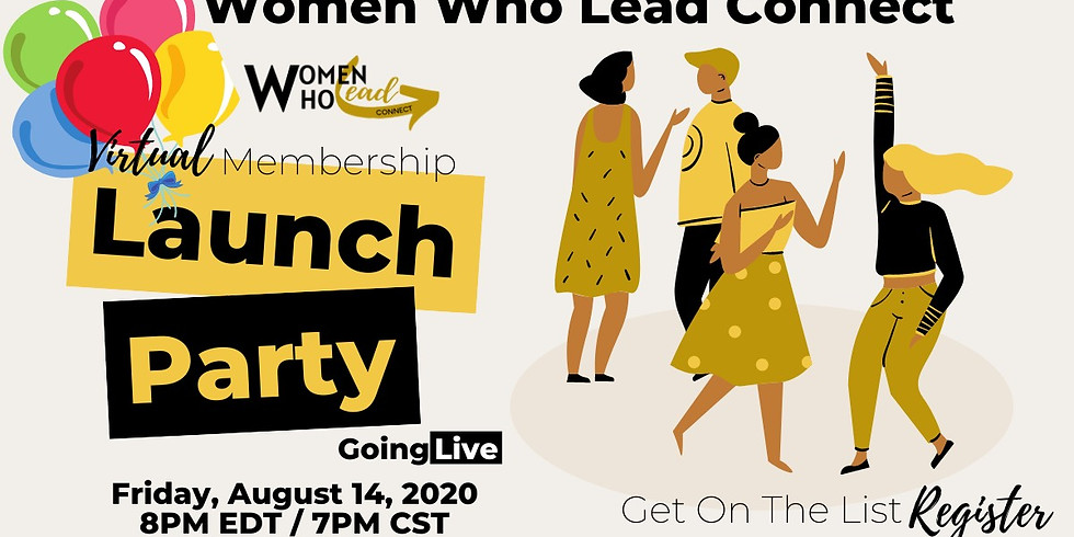 Official Launch Party - You're Invited!