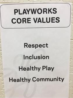 Playworks Values