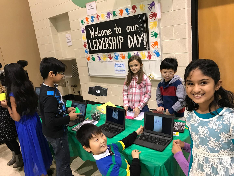 Leadership Day at PV