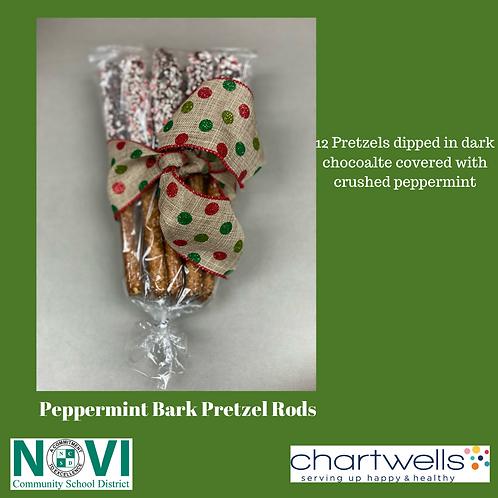 Chartwells : Pretzel Rods