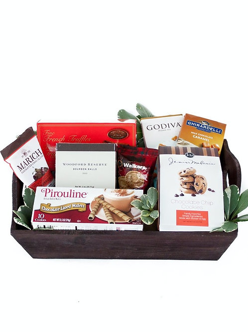 Flower Alley : Sweet Tooth Gift Box