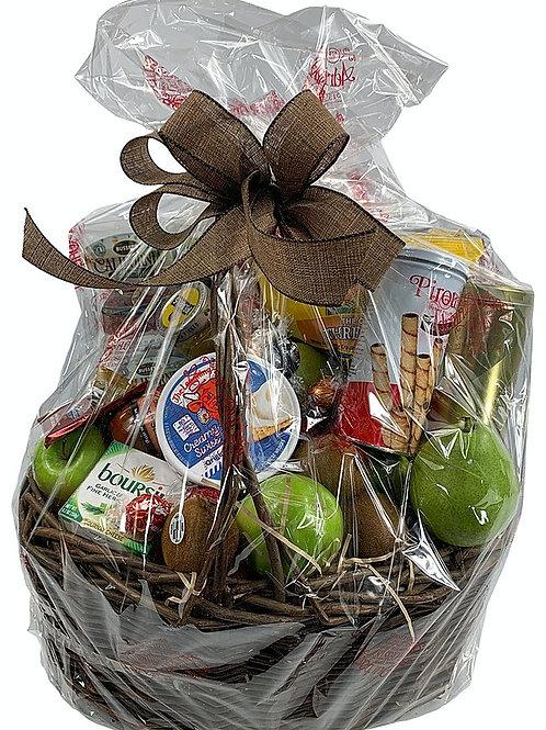 Flower Alley : Premium Gourmet Basket