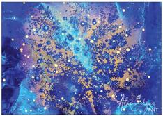 Cartes - Flow in the Cosmic Ocean II