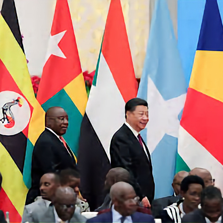 Great Decisions #7: China in Africa