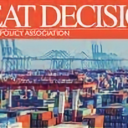 Great Decisions 2021: Eight part series on critical issues in U.S. Foreign Policy