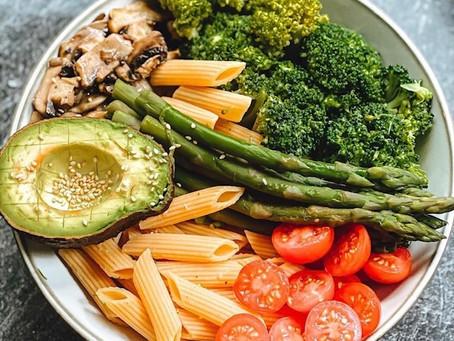 Vegan-Mushroom-Avocado-Bowl