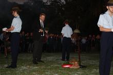 2014 ANZAC Dawn Service