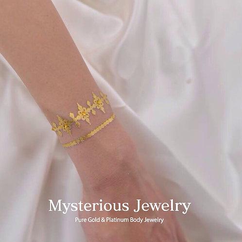 Byzantine Bracelet Half