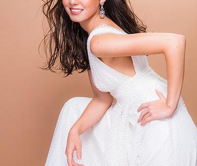 トップページのモデル 森井ステファニー彩さんが準ミスインターナショナルに選ばれました!