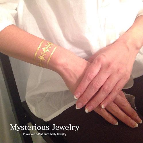 Byzantine Bracelet W Half