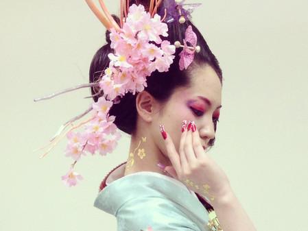 K Beauty Desing World Contest GP Tazu Sakamoto