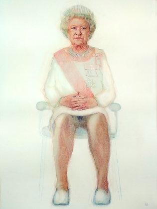 Royal, retrato de una reina
