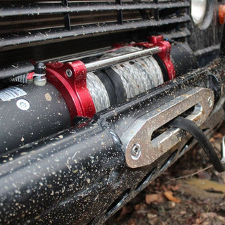 Red winches