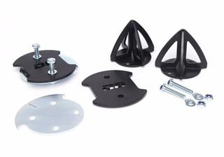 D6 rear spring holders + cones