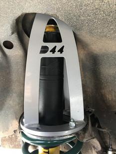 D44 shock turrets