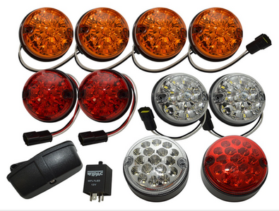 Wipac led lamp kit color