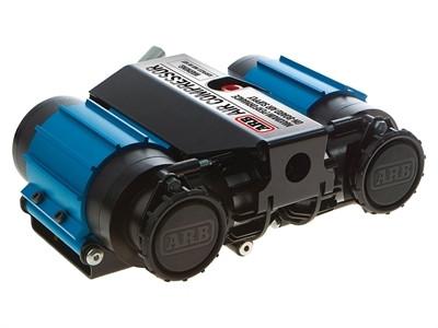 Twin motor compressor 12V