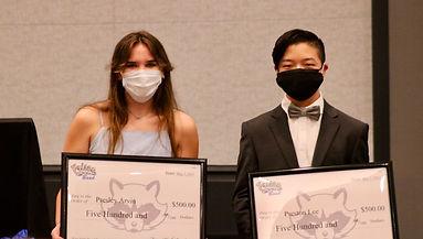 2021 FEF Scholarship Recipients Presley