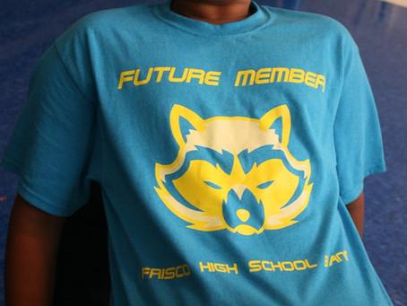 Future Member Parent Meeting- November 2020