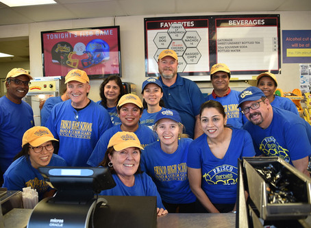 Concessions Volunteers Needed!