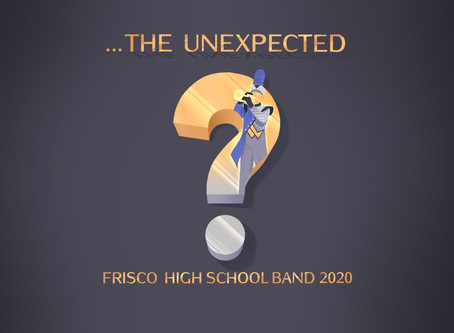 Frisco ISD statement on 2020 Marching Band Season- July 29th