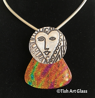 Two Faced Pendant