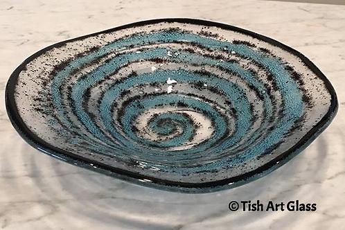 Swirl Bubble Bowl