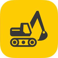 Diggers, Trucks And Tractors