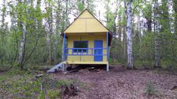 Cabin at Geskakmina