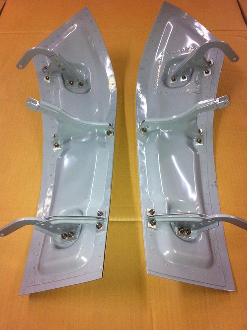 210 Nose Gear Door (each), Part # 1213466-1, 1213466-2