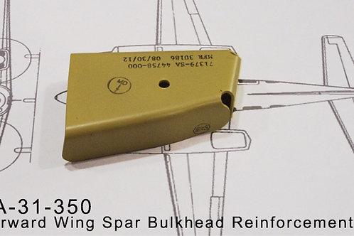 PA-31 Wing Spar Repair Kit (4 pieces) SB 1260 EXEMPTION