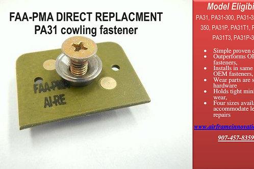 Navajo Cowl Fastener Kit Replaces OEM part #'s 487-704, 487-728, 484-301