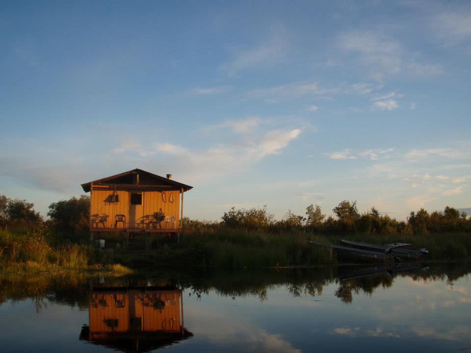 big minto cabin