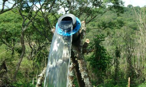Captación y Cisterna