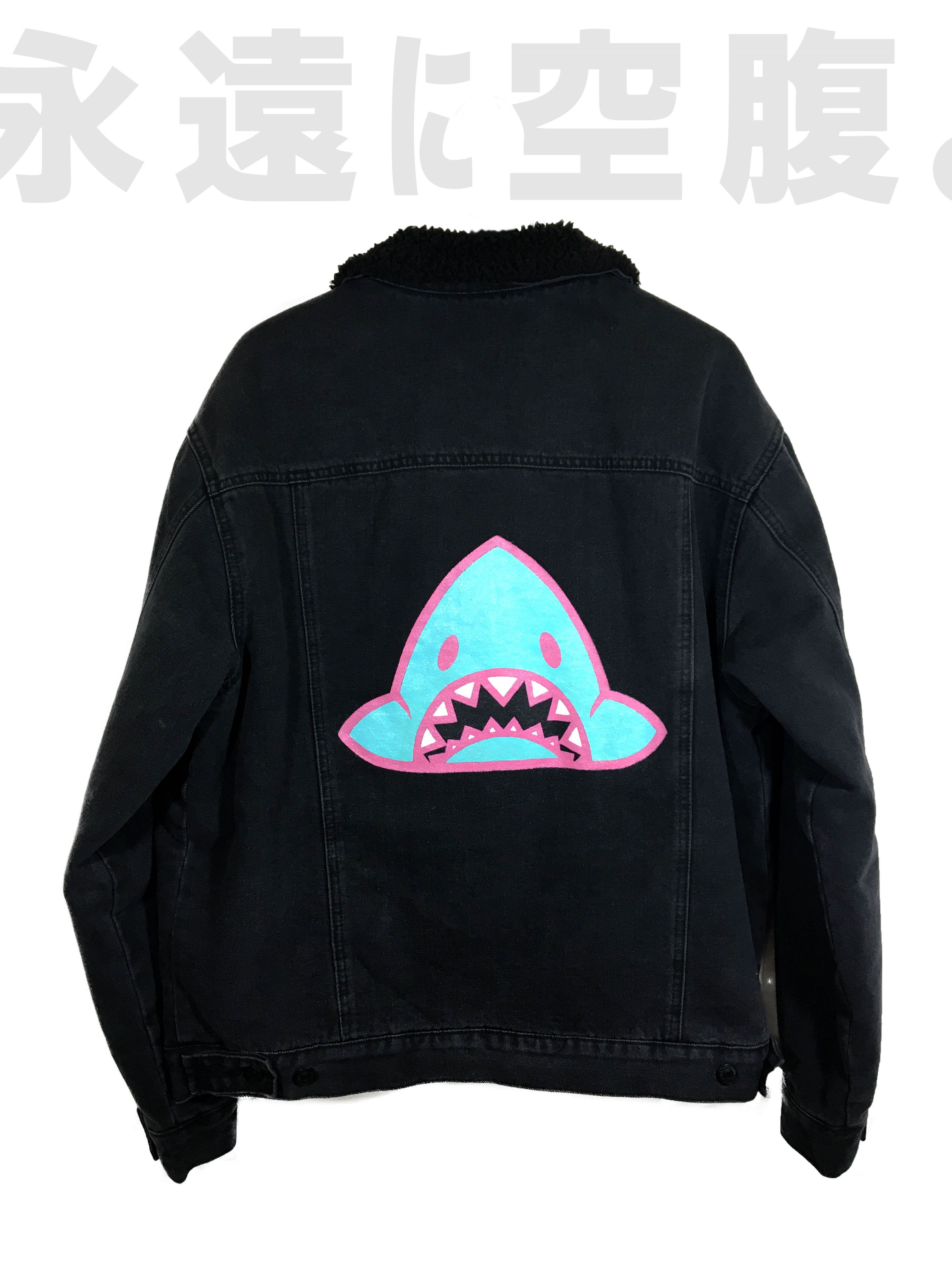 SHARKIE JEAN JACKET