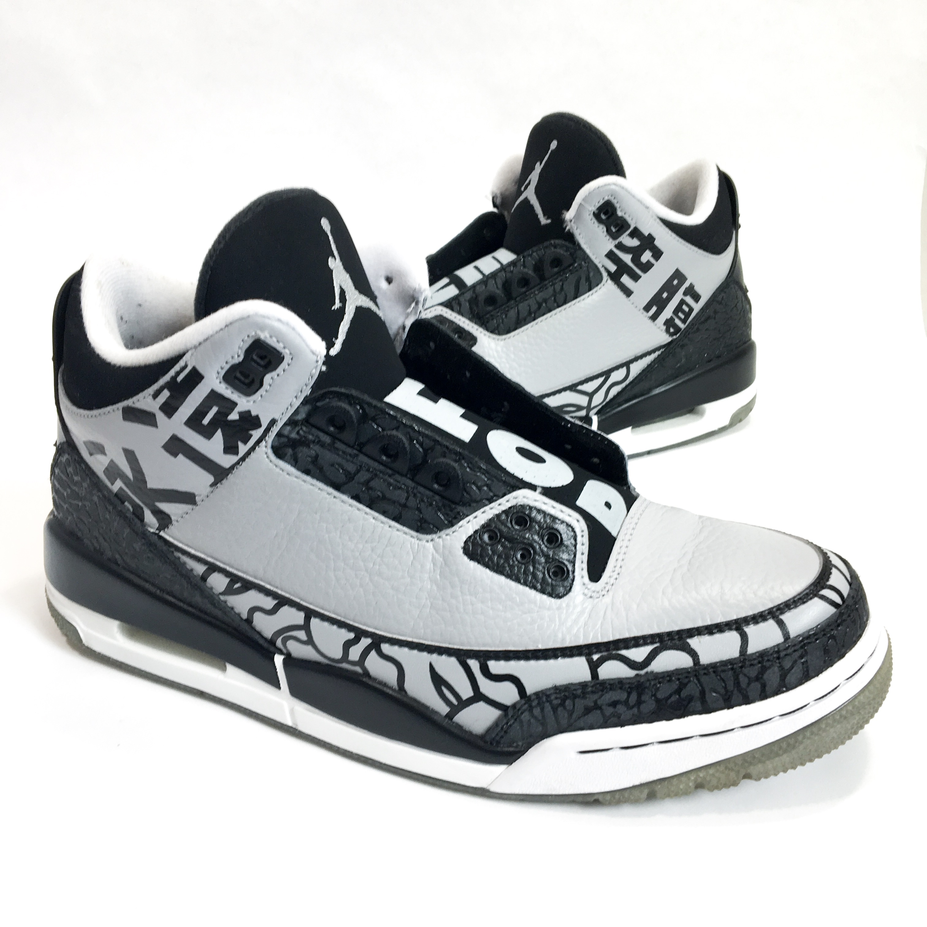 FOREVER HUNGRY 3'S
