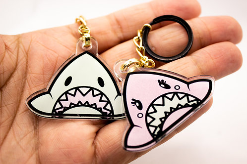 SHARKIE KEY CHAIN