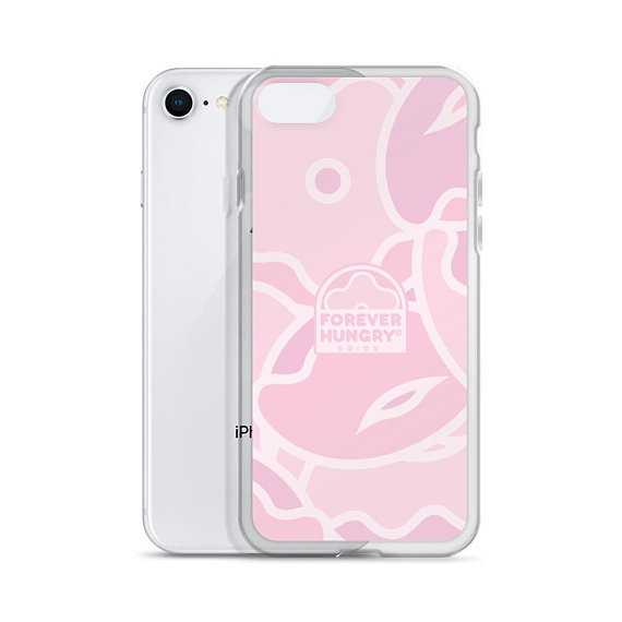FOREVER HUNGRY IPHONE CASE