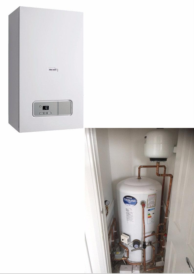 Boiler (HE) & Cylinder Service