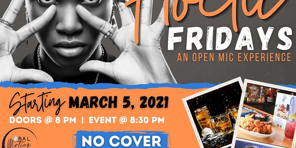 Floetic First Fridays