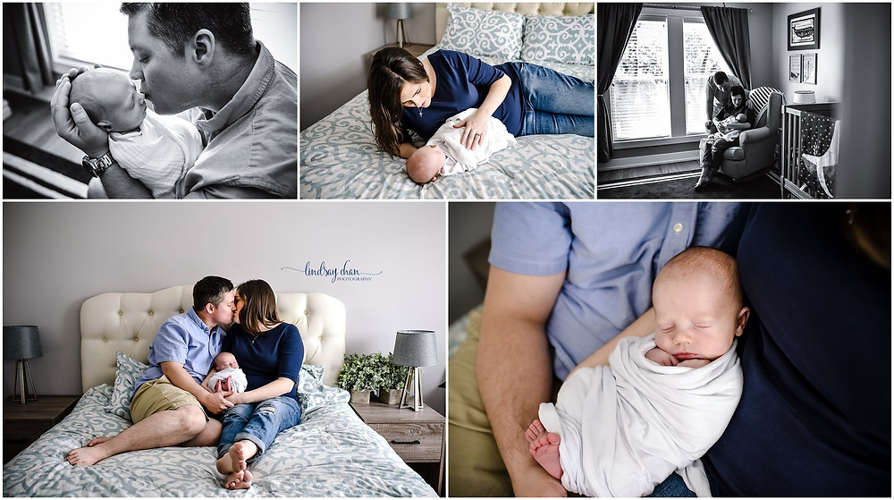 Naperville Newborn Photographer, Naperville Lifestyle Newborn Photographer