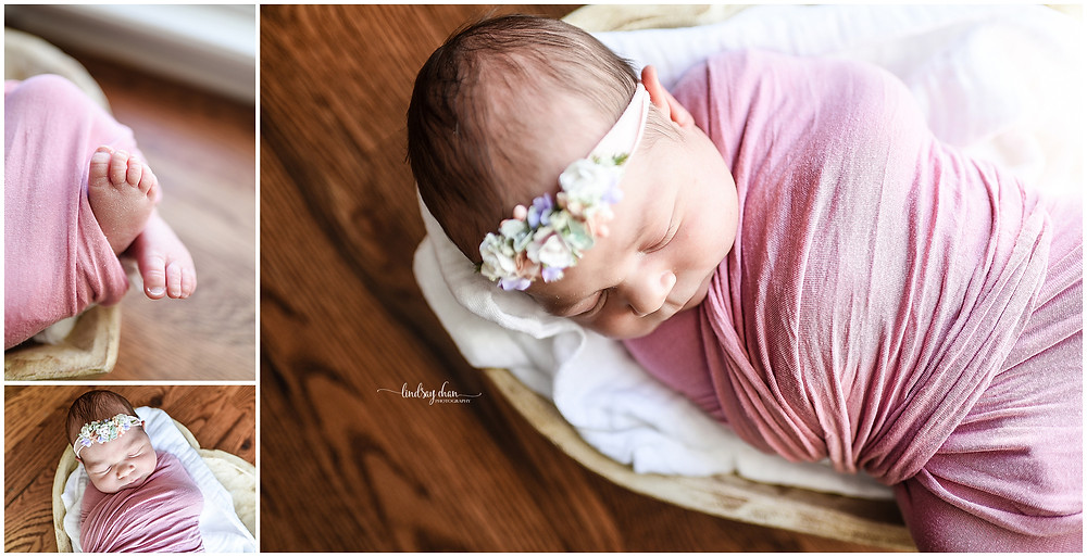 Naperville Newborn Photographer