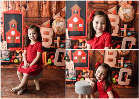 Naperville Preschool Photographer
