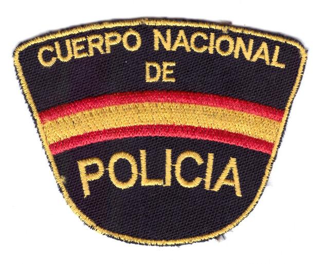 Cuerpo National de Policia, Stoff.jpg