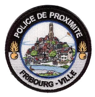 Police Ville de Freibourg-Nachbarschafts