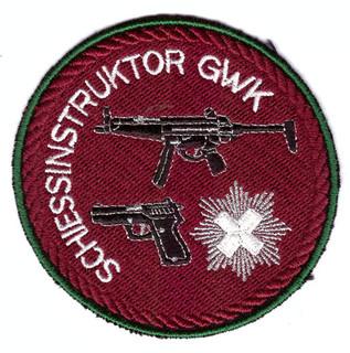 Schiessinstruktor-GWK I